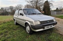 1985 Metro - Barons Tuesday 4th June 2019 For Sale by Auction