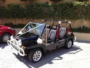 LHD - Austin Mini Moke year 1990 For Sale