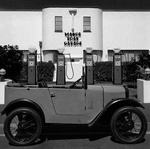 1929 Austin 7 Seven Aluminium SWB Tourer
