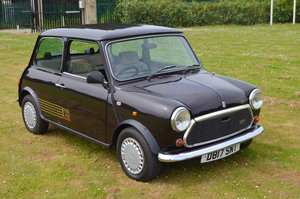1987 AUSTIN MINI PARK LANE. RARE LTD EDITION. 58K MILES SOLD