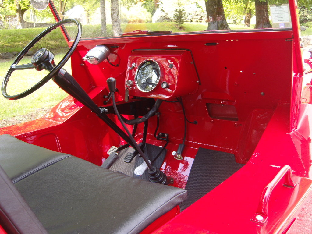 Austin Moke 1966 LHD  France with all her numbers. For Sale (picture 2 of 6)