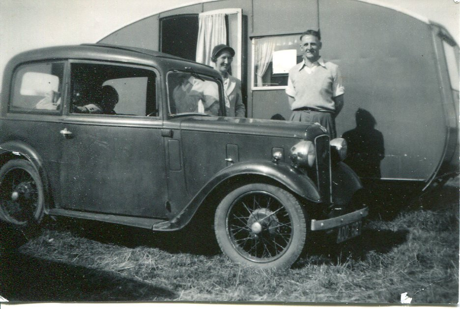 1935 AUSTIN 7 SEVEN MK 1 RUBY SALOON For Sale (picture 3 of 6)
