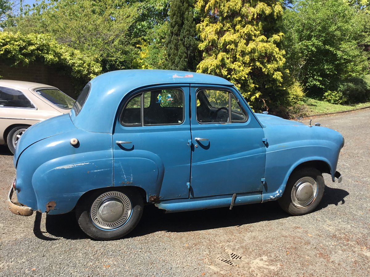Rare Early Austin AS3 A30 4 Door Saloon 1953 resto For Sale (picture 1 of 6)