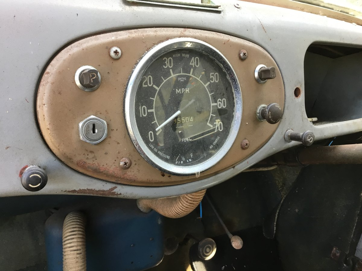 Rare Early Austin AS3 A30 4 Door Saloon 1953 resto For Sale (picture 2 of 6)