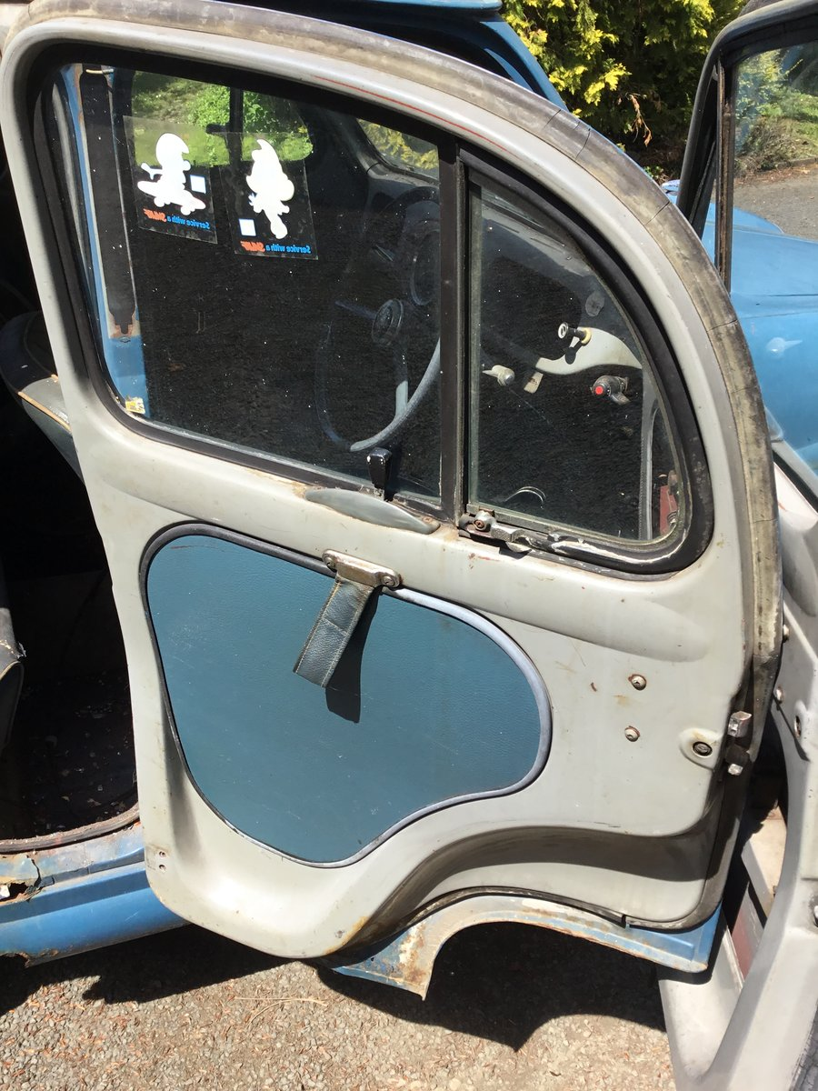 Rare Early Austin AS3 A30 4 Door Saloon 1953 resto For Sale (picture 6 of 6)