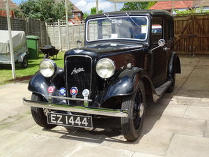1936 Austin 10/4 Sherborne For Sale