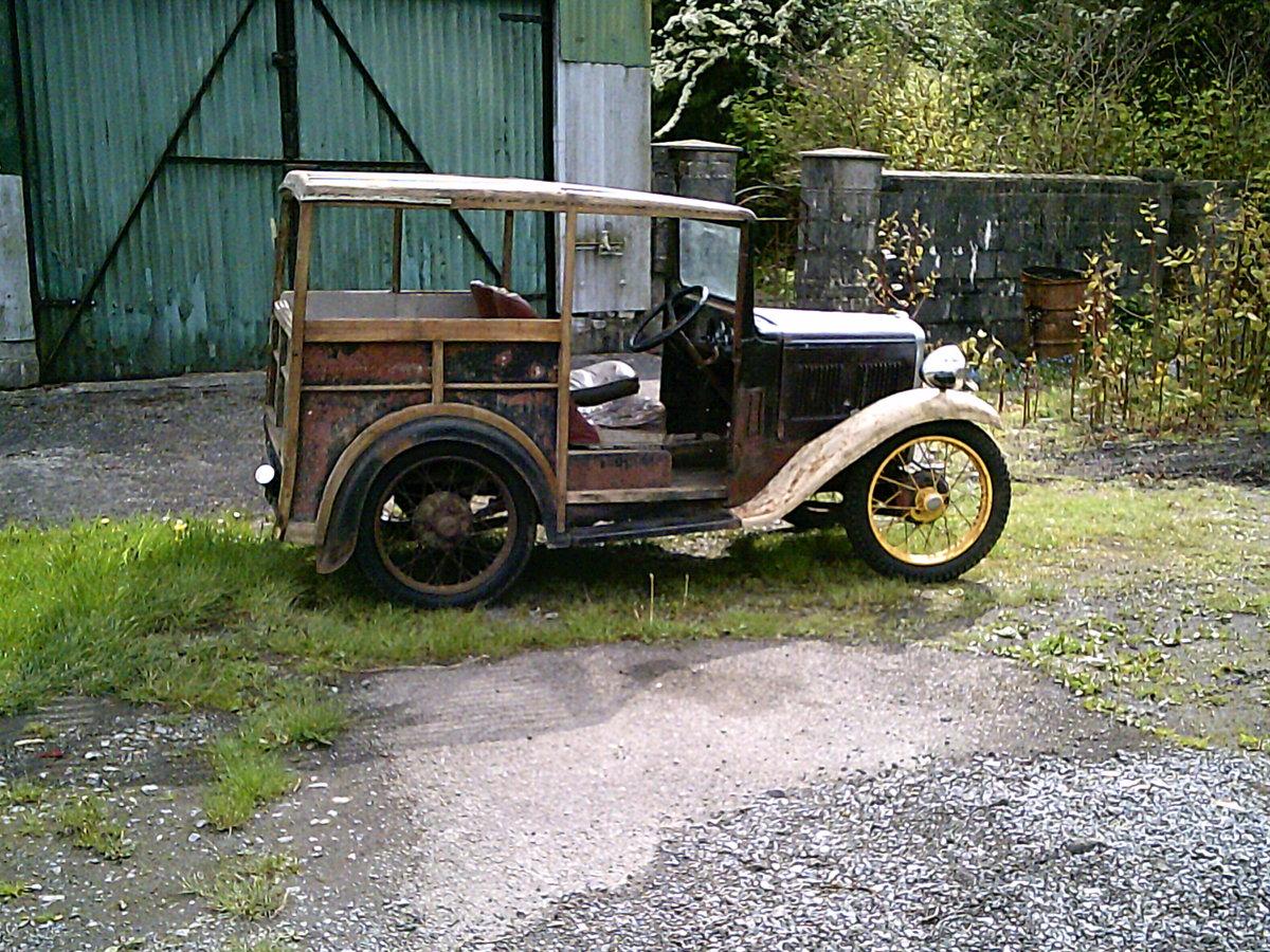 1937 Rare austin 7 van SOLD (picture 3 of 6)