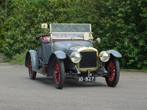 1913 Austin Twenty Tourer For Sale by Auction