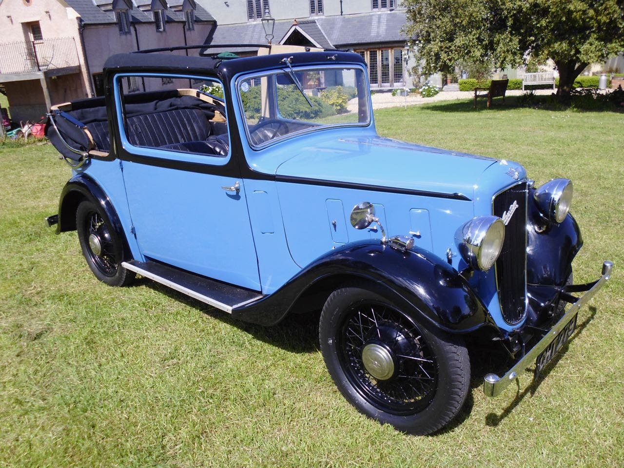 Austin 10 Colwyn Cabriolet first registered 1935 SOLD (picture 1 of 6)
