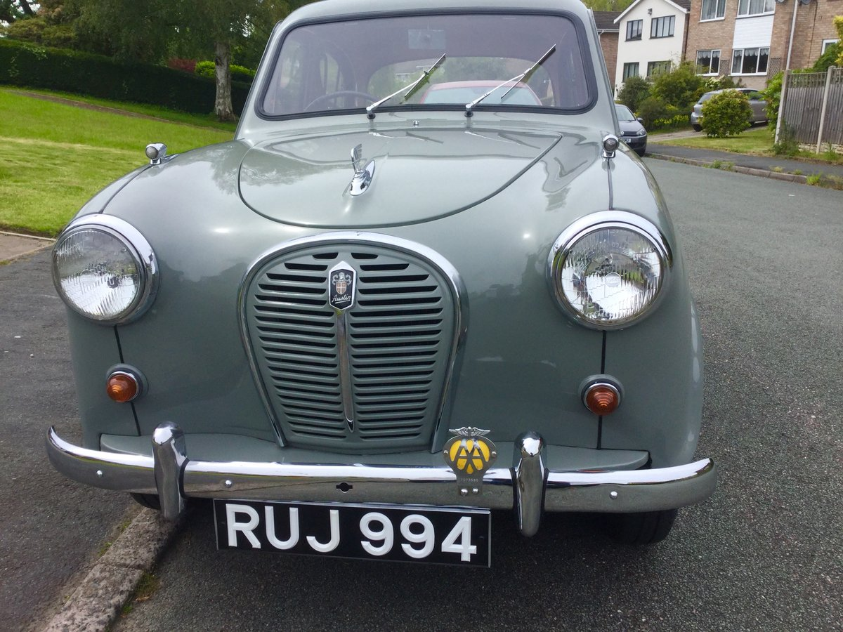 1958 Austin a35 Restored 25421.  For Sale (picture 1 of 6)