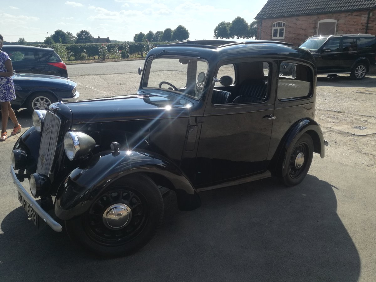 1938 Beautifully restored and ready to drive For Sale (picture 1 of 6)