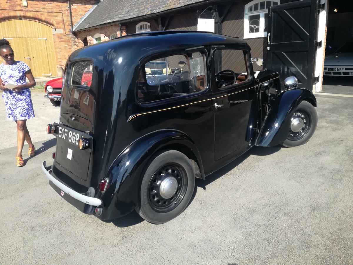 1938 Beautifully restored and ready to drive For Sale (picture 3 of 6)
