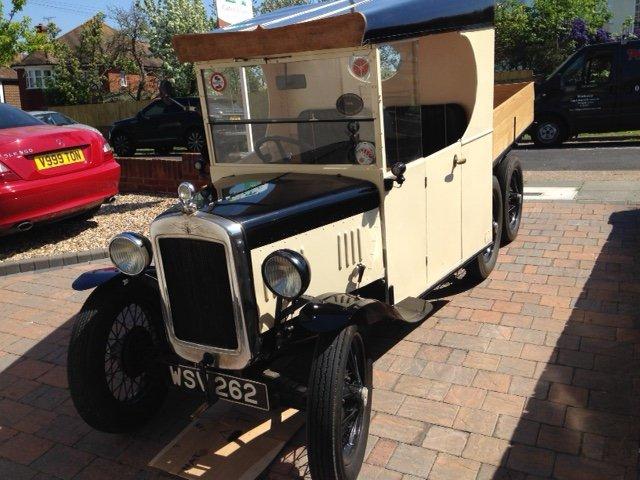 1933 Austin 7  Rare 6 Wheeler For Sale (picture 2 of 6)
