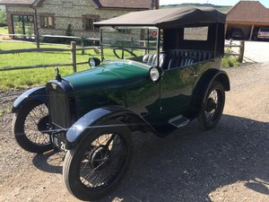 Mint Condition 1927 Chummy! For Sale