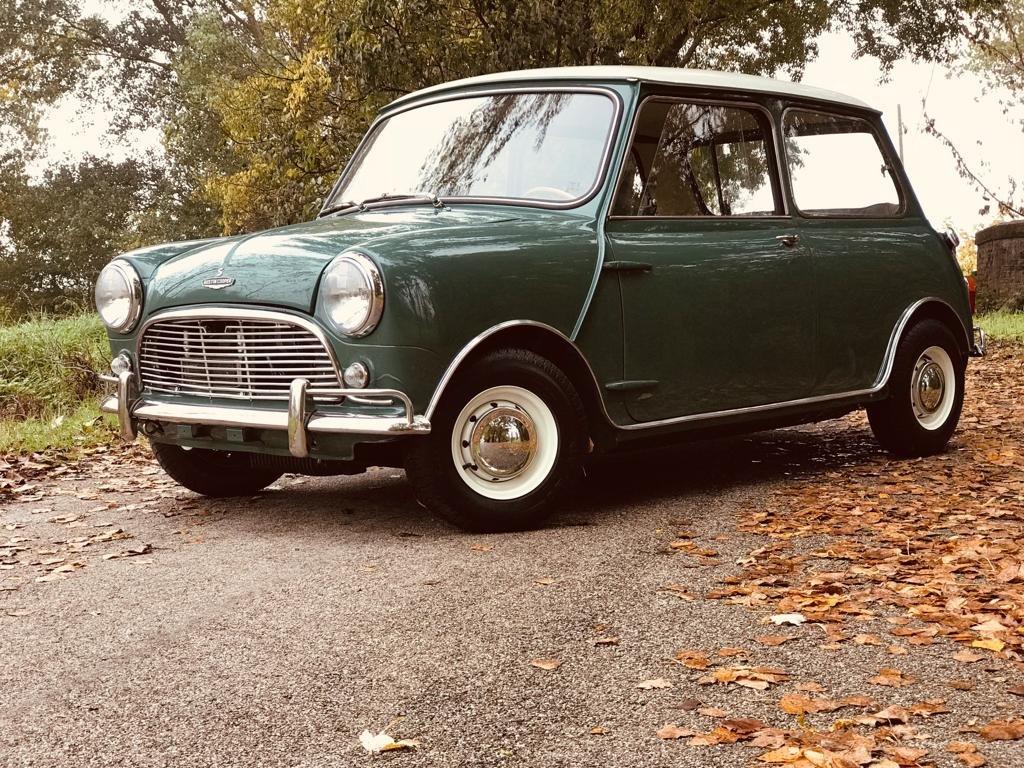 1964  Austin Mini COOPER S MK1 For Sale (picture 1 of 6)