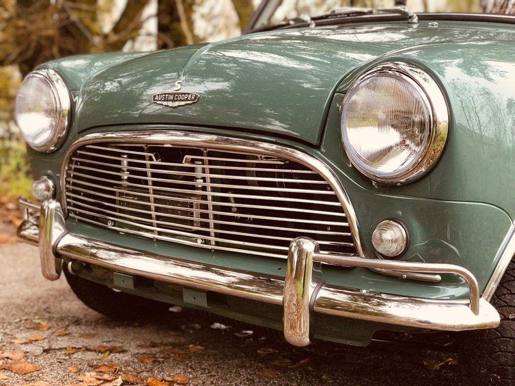 1964  Austin Mini COOPER S MK1 For Sale (picture 3 of 6)