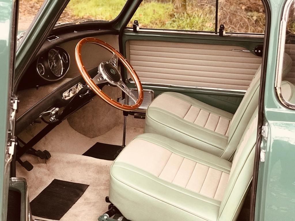 1964  Austin Mini COOPER S MK1 For Sale (picture 4 of 6)