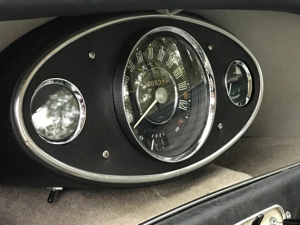 1964  Austin Mini COOPER S MK1 For Sale (picture 5 of 6)
