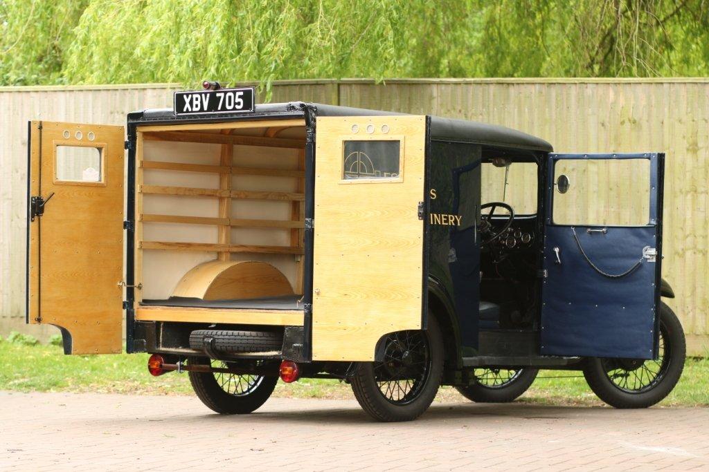 1937 Austin 7 Van SOLD (picture 3 of 6)