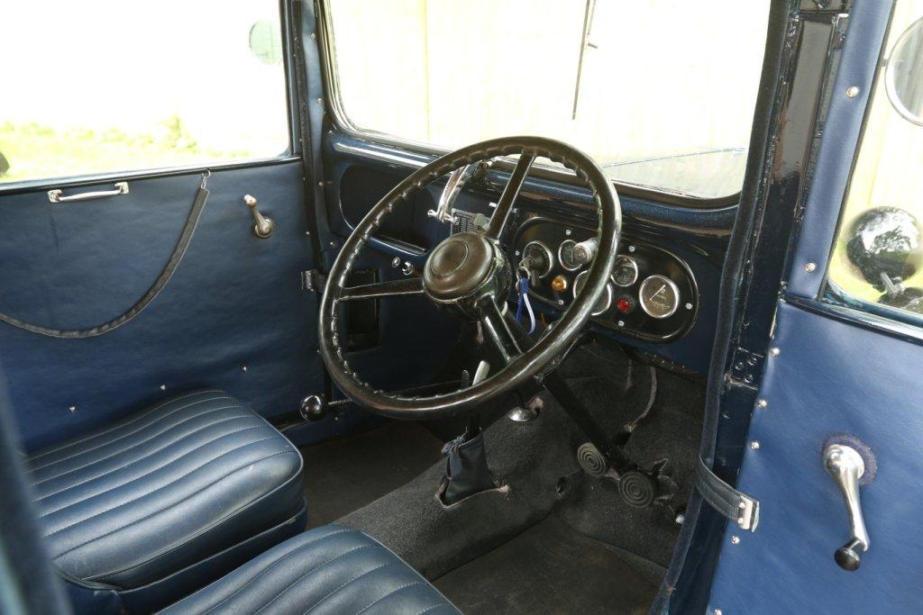 1937 Austin 7 Van SOLD (picture 5 of 6)