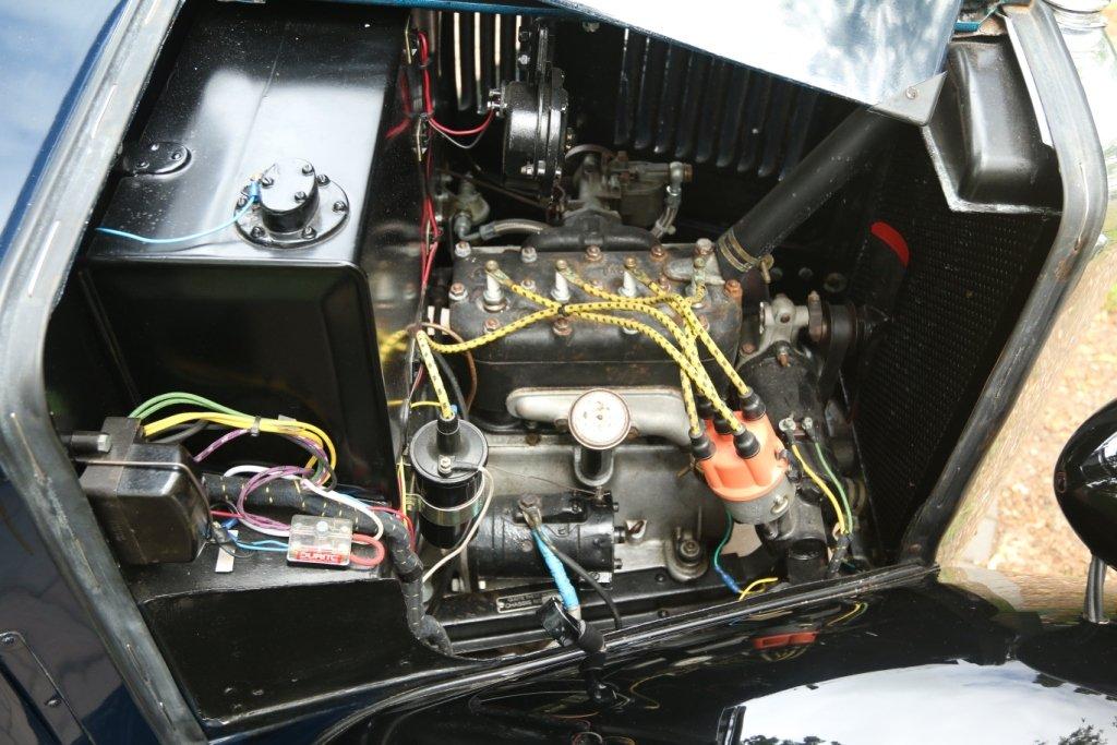 1937 Austin 7 Van SOLD (picture 6 of 6)