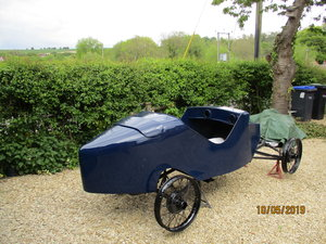 1934 Austin 7 Ulster Replica Project For Sale