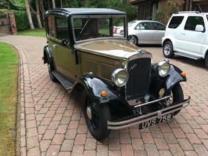 Austin 10 Saloon 1932 For Sale