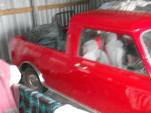 1979 mini pickup For Sale
