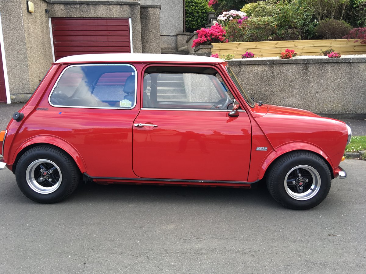 1973 One Off Janspeed Mini For Sale Car And Classic