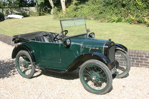 1924 Austin 7 Scoop Scuttle Chummy for auction June 15th For Sale by Auction