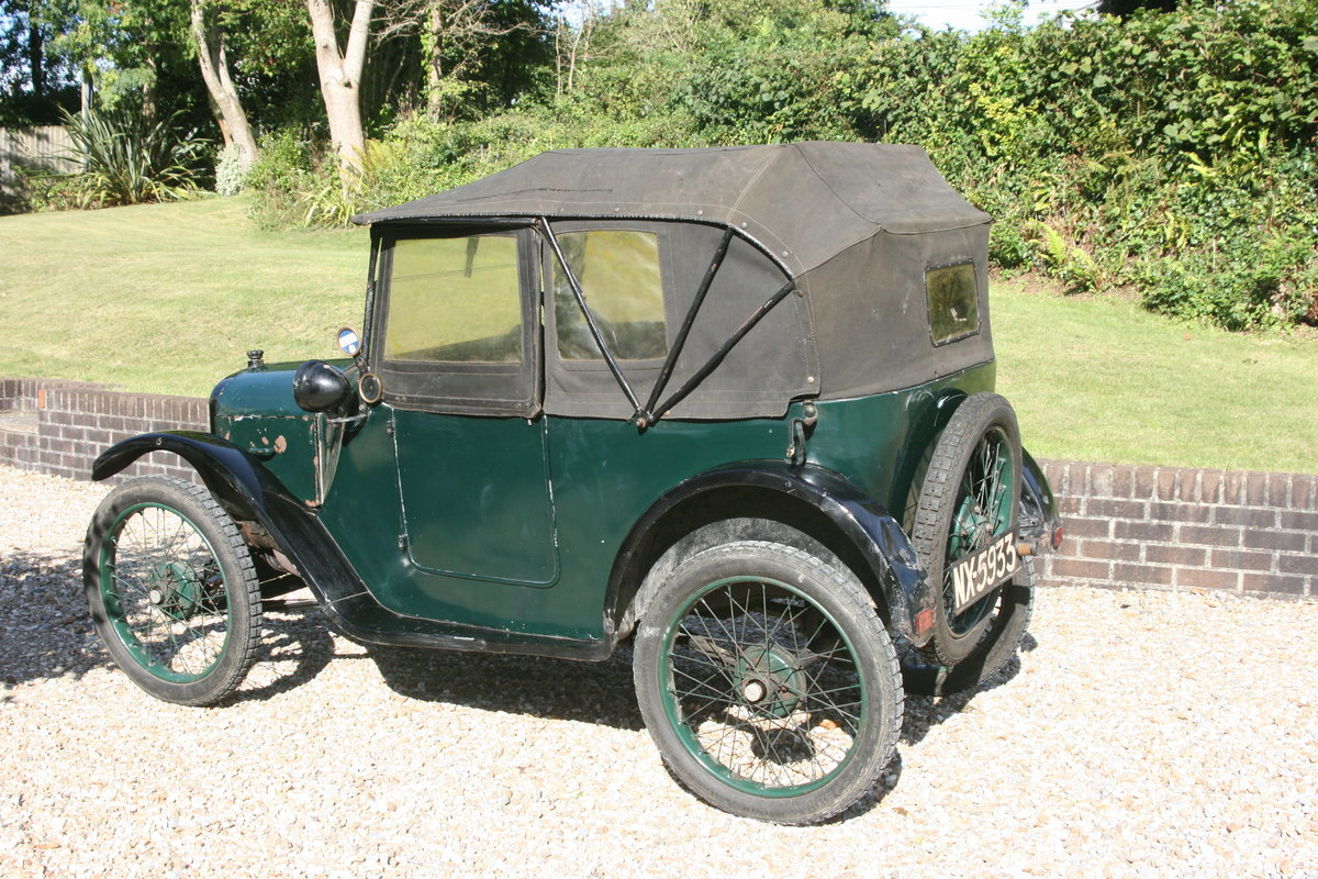 1924 Austin 7 Scoop Scuttle Chummy for auction June 15th SOLD by Auction (picture 2 of 5)