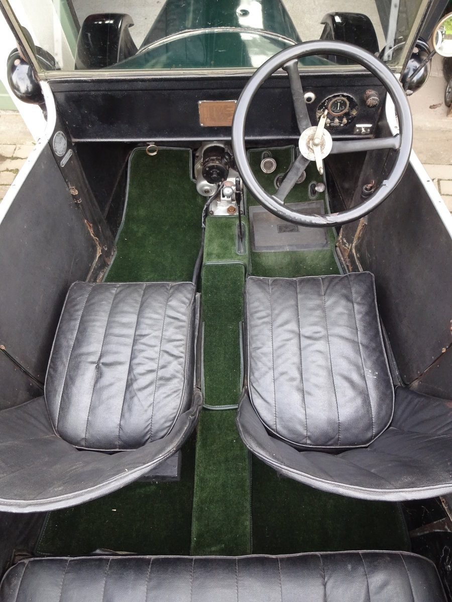 1924 Austin 7 Scoop Scuttle Chummy for auction June 15th SOLD by Auction (picture 3 of 5)