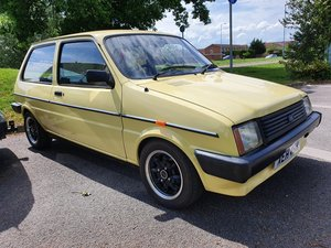 1982 Metro 1.0 HLE Low miles For Sale
