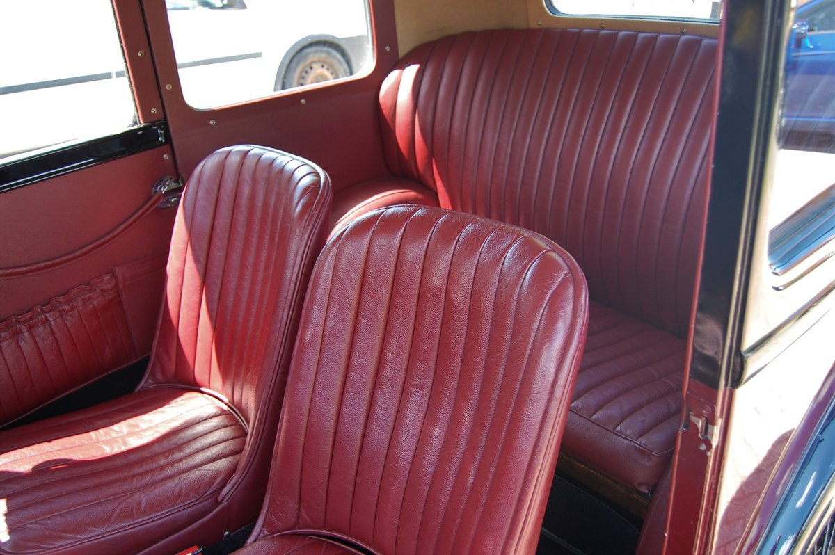 NOW SOLD - 1933 Austin 7 RP Saloon For Sale (picture 3 of 6)