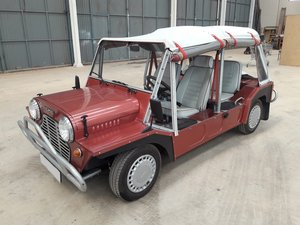 Austin Rover Mini Moke just 35.000km. since new !