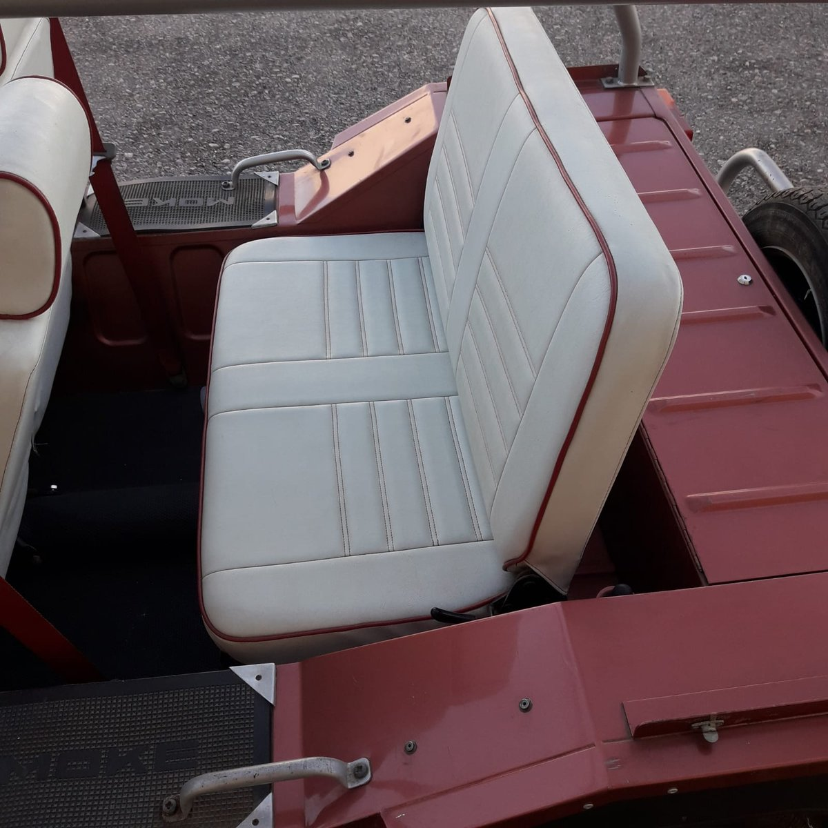 1988 Austin Rover Mini Moke just 35.000km. since new ! For Sale (picture 4 of 6)