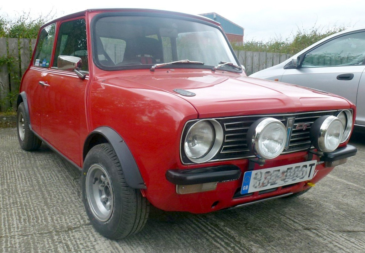 1979 Mini Clubman Classic Rally Car For Sale Car And Classic