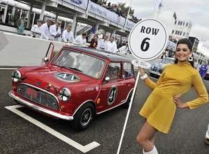 1963 App K FIA Austin MINI Cooper S - Well known For Sale