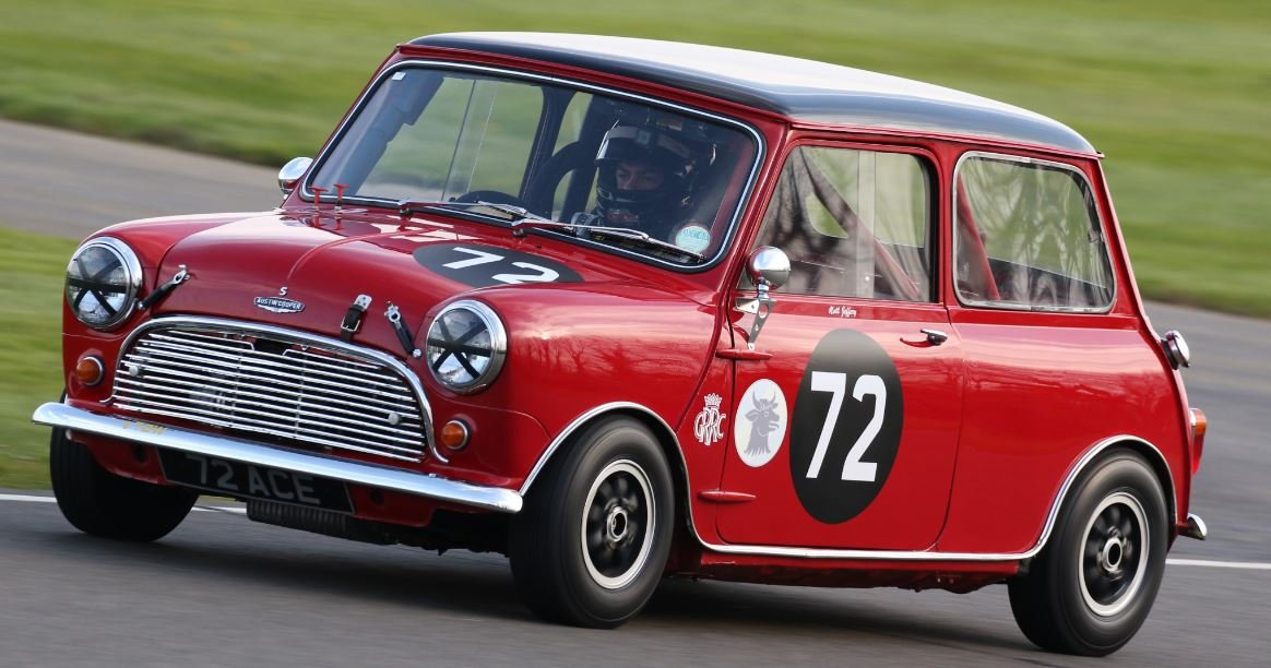 1963 App K FIA Austin MINI Cooper S - Well known For Sale (picture 2 of 4)
