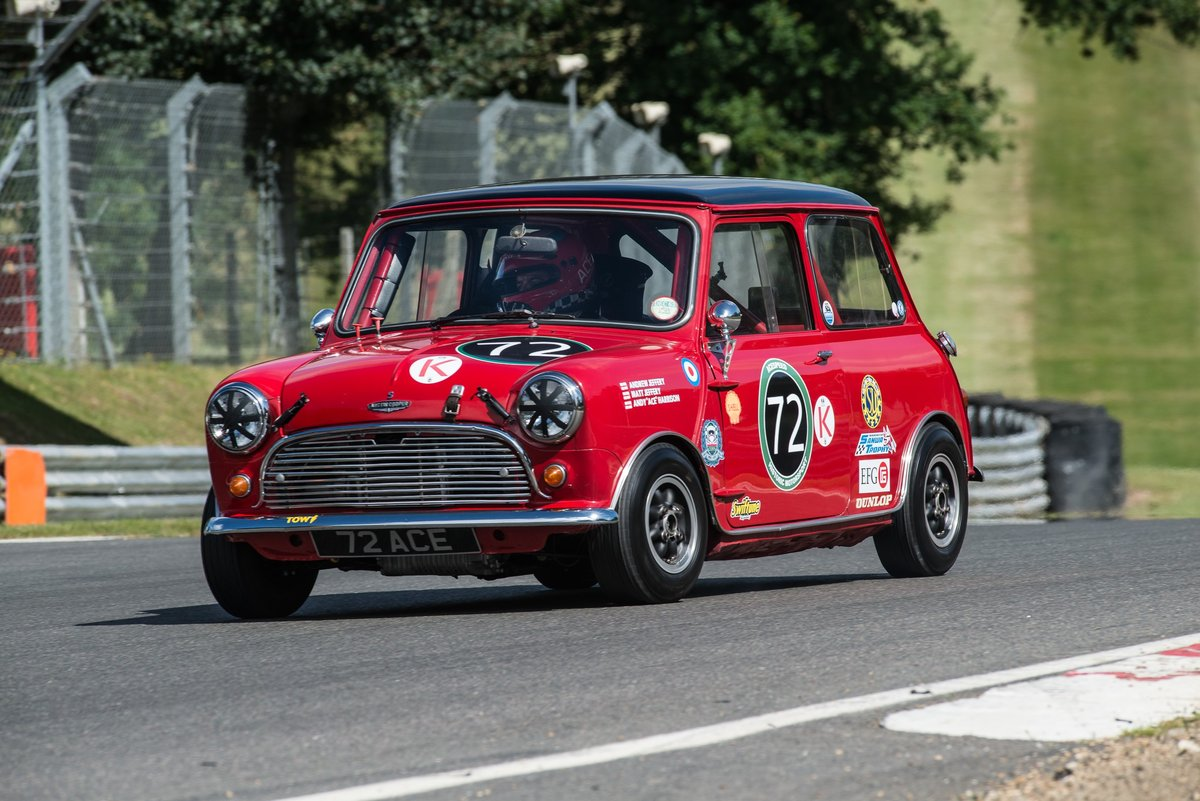1963 App K FIA Austin MINI Cooper S - Well known For Sale (picture 4 of 4)