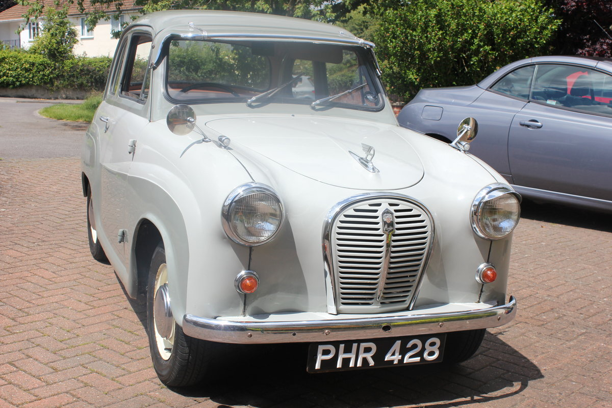 1957 Lovely Example of the 2-Door Saloon Austin A35 SOLD (picture 1 of 6)