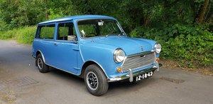 1977 Austin Mini IMA Blue. MOT April 2020 For Sale