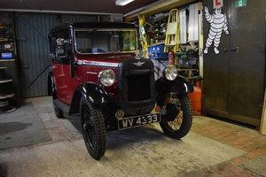 Lot 34 - A 1933 Austin 7 box saloon - 23/06/2019