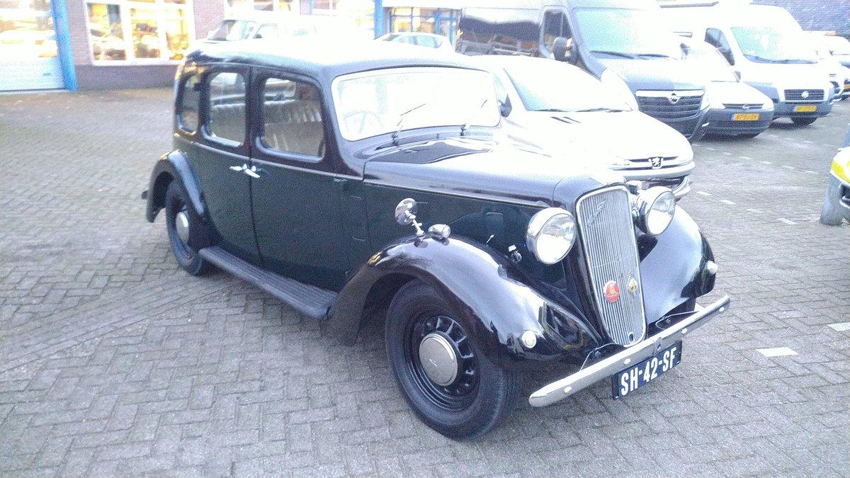Austin 12/4 Ascot Saloon 1937 100% original SOLD (picture 1 of 6)