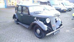 Austin 12/4 Ascot Saloon 1937 100% original For Sale
