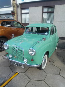 1958 Austin A35 4 door de-luxe For Sale