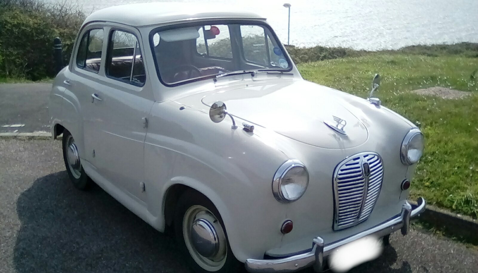 Austin A30 1955 - To be auctioned 26-07-19 For Sale by Auction (picture 1 of 6)