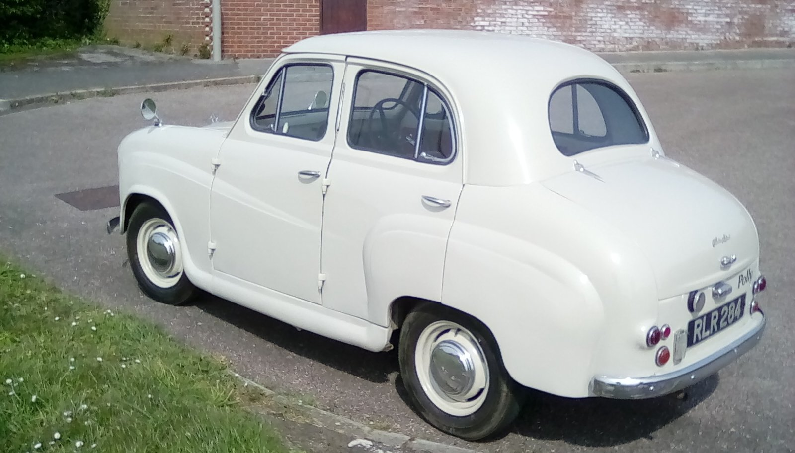 Austin A30 1955 - To be auctioned 26-07-19 For Sale by Auction (picture 2 of 6)