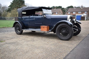 1927 Austin 20/4 Tourer