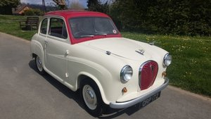 1957 Austin A35 For Sale by Auction